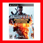 Battlefield 4 Premium Edition Ps3 Oferta !!!