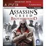 Videojuego Assassins Creed La Hermandad - Playstation 3 Est