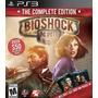 Nuevo Y Original Bioshock Infinite Complete Edition Ps3