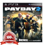 Payday 2 Ps3 Digital