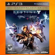 Destiny: The Taken King - Legendary Edition Ps3   Digital