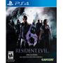Resident Evil 6 Ps4 Nuevo Original Domicilio - Jxr