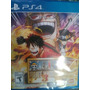 One Piece Pirate Warriors 3 Ps4 Delivery Stock Ya