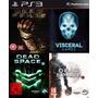 Dead Space 1 + Dead Space 2 + Dead Space 3 - Ps3
