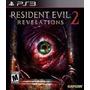 Resident Evil Revelations 2 Ps3 Juego Digital En Manvicio!!!