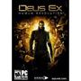 Video Juego Deus Ex: Human Revolution - Pc [standard, Pc]