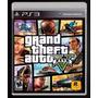 Grand Theft Auto 5 Gta 5 Ps3 Fisico, Usado