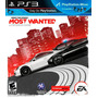Need For Speed Most Wanted Ps3 Digital Nuevo - Jxr