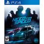 Nuevo Fisico Original Carreras Need For Speed 2015 Ps4