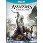 Videojuego Assassins Creed Iii - Nintendo Wii U Estándar