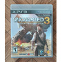 Vendo Juego - Uncharted 3 Para Play Station 3 - S/ 50