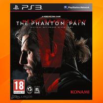 Metal Gear Solid V : The Phantom Pain Ps3   Digital