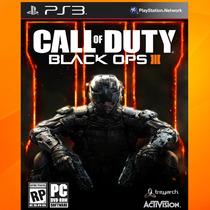 Call Of Duty: Black Ops 3 Ps3   Digital