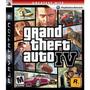 Videojuego Grand Theft Auto Iv - Playstation 3 Estándar