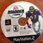 Madden 2005 Football Americano Playstation 2 Ps2 - Solo Dvd