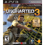 Uncharted 3 Goty Español Juegos Ps3 Delivery