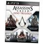 Assassins Creed Trilogy, Ps3, Español, Envio Bogota Gratis