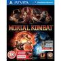 Mortal Kombat Ps Vita - Juego Fisico - Prophone