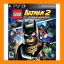 Lego® Batman 2 Dc Super Heroes Ps3