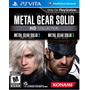 Juego Metal Gear Solid Hd Collection Para Ps Vita Nuevo