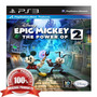 Disney Epic Mickey 2 The Power Of Two Ps3digital
