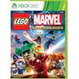 Juego Lego Marvel Super Heroes Para Xbox 360 Nuevo Original