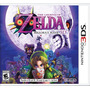 Juego The Legend Of Zelda Majoras Mask 3d Para Nintendo 3ds
