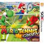 Mario Tennis Nintendo 3ds Nuevo Y Sellado Fenix Games Dx