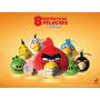 Coleccion Angry Birds Mc Donalds 2015 En Bolsa