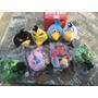 Coleccion Angry Birds Mc Donalds 2015