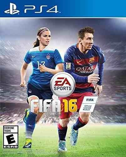 videojuegos ps4 fifa 16 standard edition