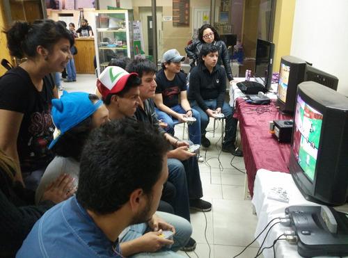 videojuegos retro, nes, snes, n64, gamecube, nintendo, wii!