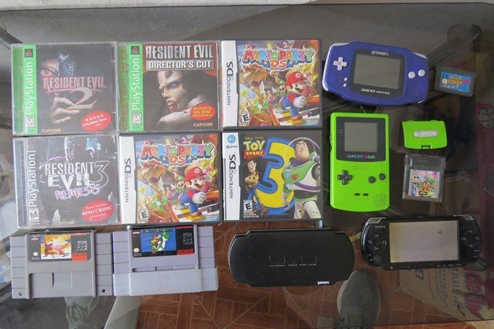 Videojuegos Snes Nes Mario Nds Y Mas Super Baratos - $ 450 00