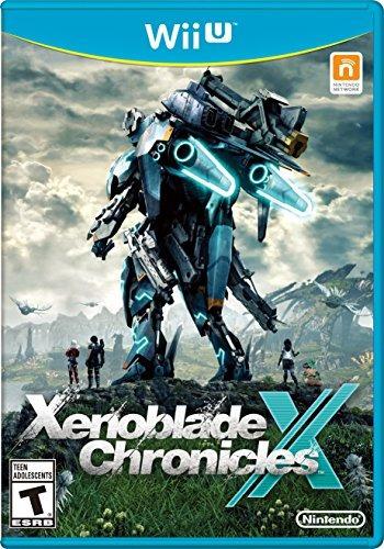 videojuegos wii xenoblade chronicles x
