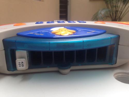 videoke raf vmp 1000 kid 101 cartucho estado de novo leia