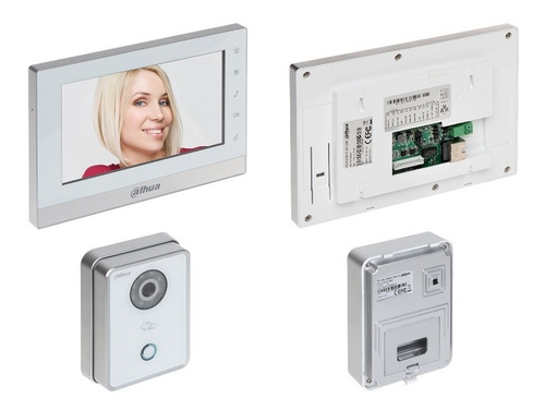 videoportero ip apertura remota celular p2p sd 16gb dahua