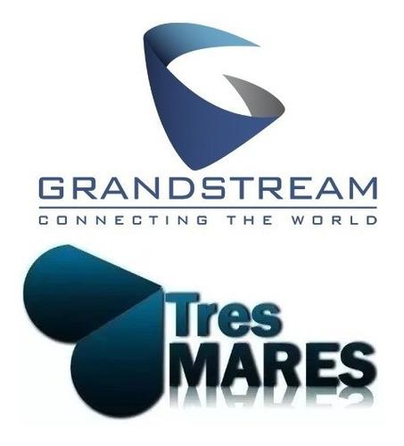 videoportero ip grandstream gds3710 hd 1080p camara 180° detecta movimiento poe lector rfid