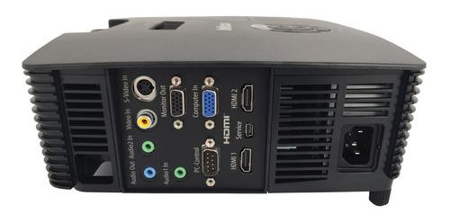 videoproyector 3d infocus p110 in112xa 3500 lúmenes 15000hrs
