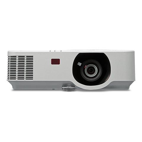 videoproyector nec np-p554w - 5500 lúmenes - wxga - hdmi - v