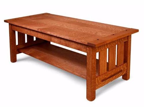videos de carpinteria - arts & crafts mesa de centro