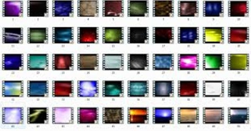 videos e loops clis 5gb p/vj telão de led data show