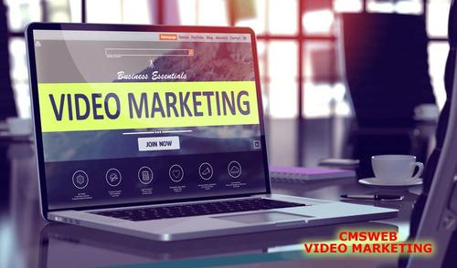 videos para redes sociales/sitios web videomarketing