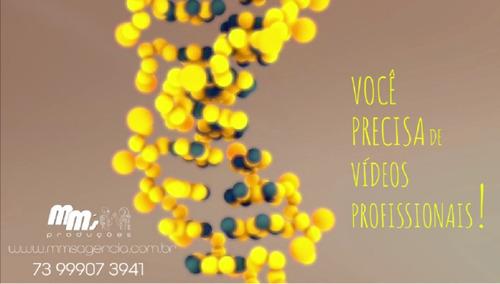 vídeos profisssionais! seja mais profissional!