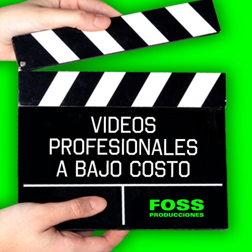 videos publicitarios a bajo costo