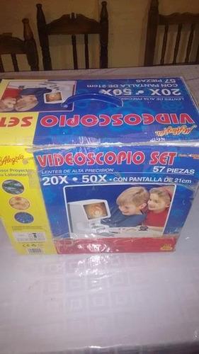 videoscopio microscopio con pantalla mi alegría 20x 50x
