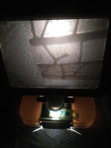 videoscopio set  microscopio mi alegria con pantalla