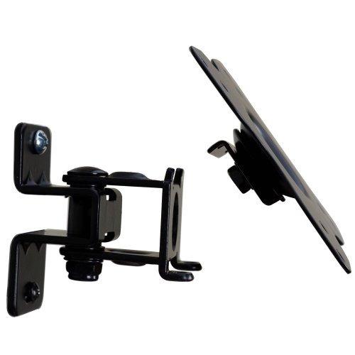 videosecu soporte giratorio ajustable del montaje de la par