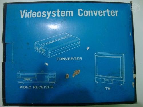 videosystem converter