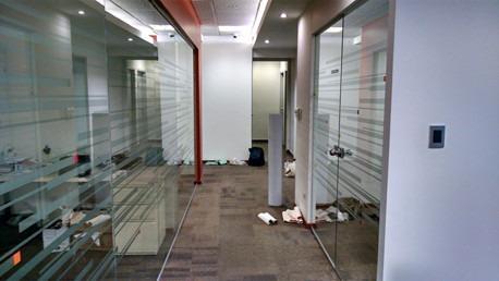 vidrieria, vinilos, arenados y láminas 3m oficina o casa