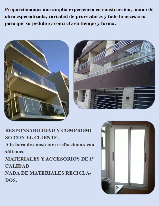 Vidrieria y fabrica de aberturas de aluminio 400 en for Fabrica de aberturas de aluminio